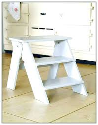 wooden foldable step stool folding step stools for kitchen home design ideas wood folding step stool