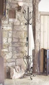 Wrought Iron Standing Coat Rack Colgador Porta Paraguas Baño Casa Pinterest Coat Racks Metals 83