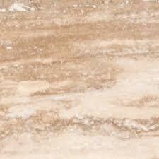 Emser Tile   TRAVERTINE PLANKS FILLED AND HONED TRAVERTINE VEINCUT