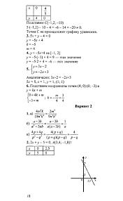 ГДЗ по Алгебре за класс Контрольные работы Дудницын Ю П  ГДЗ по Алгебре за 7 класс Контрольные работы Дудницын Ю П Тульчинская Е Е