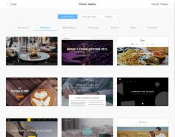 Weebly Website Templates Interesting How To Create Your Own Website In 48 Steps With Weebly