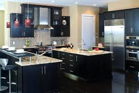 Kitchen Ideas Dark Cabinets Unique Decorating Ideas