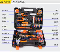 electrical tools list. 17 parts electrical hardware toolbox, household manual tools woodworking suite family repair tool box-in hand sets from home improvement on list