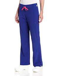 Smitten Scrubs Size Chart Smitten Womens Soft 4 Way Stretch Wrinkle Resistant Cargo Scrub Pant
