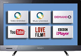 sony internet tv. sony kdl22ex320bu 22-inch widescreen hd ready edge led internet tv with freeview tv