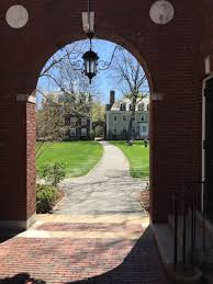 harvard s new essay for mba applicants harvard business school on a beautiful spring day in 2016