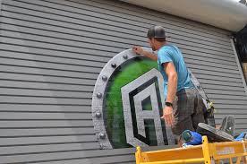 garage door wrapsDoor Wraps  Overhead Door Decals in Fort Worth  Armour Wraps