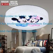 hansiweinuo cozy children s bedroom lamp can mickey boys and girls children s room lighting led boys bedroom lighting