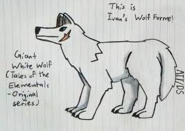 Tales of the Elementals-Ivan's wolf forme by Asher-Brainz15 on DeviantArt
