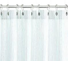ticking stripe shower curtain striped shower curtains vintage ticking stripe curtain pictures to pin on gray