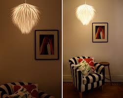 unique diy lighting. Highly-unique-creativity-of-pendant-light-globes-paper- Unique Diy Lighting