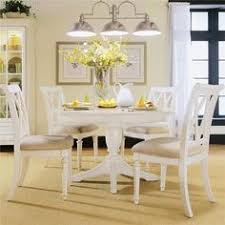 a touch of daisy lets the light into this american drew dining set