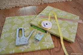How To Make Fabric Memo Board Awesome DIY Memo Board Balancing Home