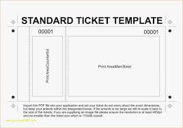 Awesome Free Numbered Raffle Ticket Template For Word 854961242678