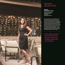 Snaidero DC Metro's Shawna Dillon Featured in Modern Luxury - Snaidero DC
