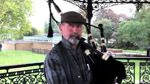 David Brooks tributes: Piper of Hampstead Heath and bagpipes ...