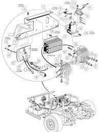 2003 club car 48v wiring diagram schematics and wiring diagrams club car 48 volt wiring golf cart diagram