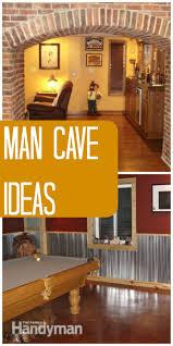 Man Cave Ideas