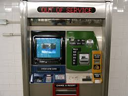 Mta Vending Machines Customer Service Delectable Crashed MTA Metrocard Vending Machine Metrocard Pointofs Flickr