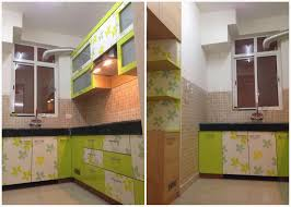 Multi Color Kitchen Cabinets Inspirational Live Working Indian