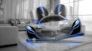mazda furai crystal home fly car