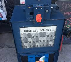 Newspaper Vending Machine Locations Gorgeous Parquet Courts Promote New Album With Newspaper Vending Machine