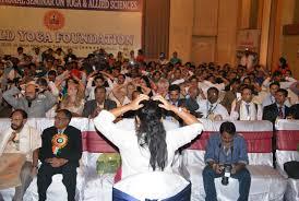 Hotel Hindustan International World Yoga Foundation Few Glimpses From The 1st International