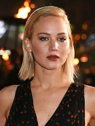 Jennifer Lawrence New Hair Style jennifer lawrenceraw hair raw hair 8758 by wearticles.com