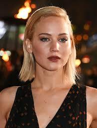Jennifer Lawrence New Hair Style jennifer lawrenceraw hair raw hair 8758 by stevesalt.us