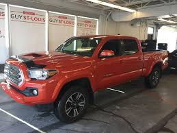 Used 2016 Toyota Tacoma TRD 4X4 SPORT in Cowanville - Used ...