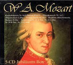 MOZART / JUBILAEUMS BOX 5 CD: Amazon.de: Musik