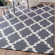 safa homespun moroccan trellis rug is a handmade rugs that is made from wool blend mainly use for indoor the rugs is rectangle in shape with attractive