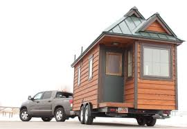Small Picture Tiny House on Wheels Blue Sky Model Home Design Garden