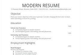 Proficient Resume Template Standard Word Mediaschool Info