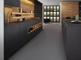 Küche aus massivem Holz mit Kücheninsel Küche
