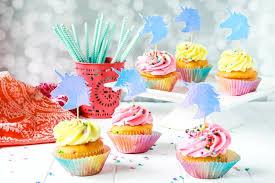 Unicorn Cupcake Toppers Free Unicorn Cut File