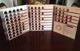 Pravana Chromasilk Color Chart Sbiroregon Org