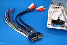 usa seller boss planet audio 20 pin radio plug stereo wire harness Planet Audio Wiring Diagram image is loading usa seller boss planet audio 20 pin radio planet audio ac2000.2 wiring diagram