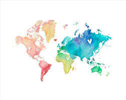 World Map Pc Background World Map Wallpaper Hd For Mobile