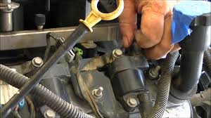 removing the wiring harness from an ls motor youtube how to remove wire from push in connector at Removing Wires From Harness