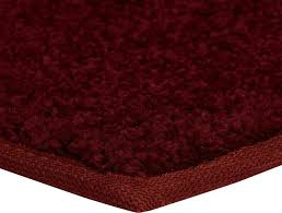 home queen solid color area rug chocolate 6 octagon