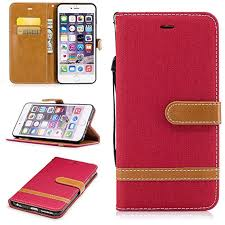Huawei P Smart <b>Case</b> Enjoy 7S Cover Premium <b>PU Leather Flip</b> ...