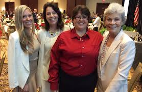 Holly Alvis, Ruth Smith, Citizen Kim Morrow and Janice McNair - absolutely!  Katy Community Magazine | absolutely! Katy Community Magazine