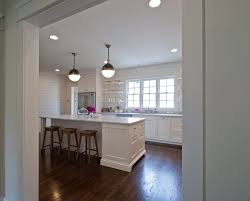 breakfast area lighting. Image By: Carbine And Associates LLC Breakfast Area Lighting