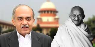 Gandhi Would Have Been 'Aghast and Dismayed' at Seeing the India of Today:  Prashant Bhushan