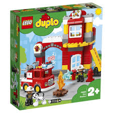 Lego Duplo Light And Sound Fire Truck