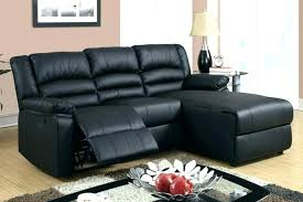 reclining sleeper sofa and leather sleeper sofa with storage reclining sectional recliner piece bonded chaise