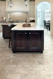 kitchen floor tile installation cost metal and espresso kitchen set combination