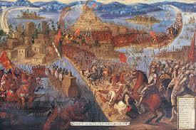 Battle Of Tenochtitlan Summary Fall Of The Aztec Empire