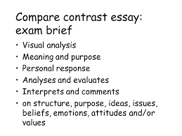 elements and principles ppt  6 compare contrast essay